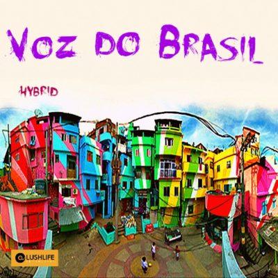 cover voz do brasil gialloocra